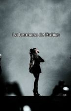 La Hermana De Rubius {Dalas Y Tu} by plurrypain