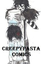 Creepypasta comics (fr) {TERMINER} by _Maeris_