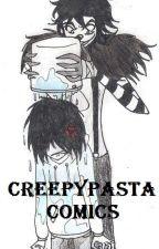 Creepypasta comics (fr) by _Maeris_