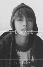 Flame || Vhope by Llkku2