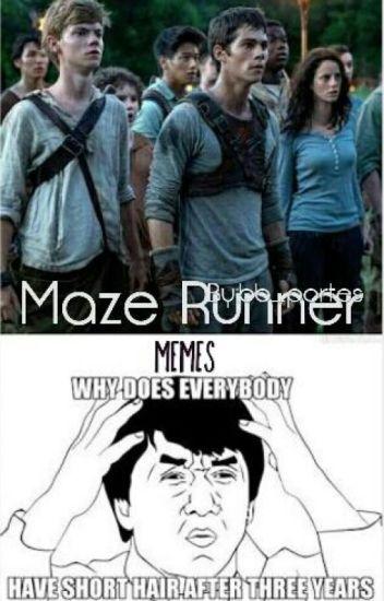 Maze Runner Memes