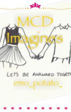 || MCD Imagines || REQUESTS CLOSED by emo_potato_