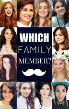 Which Family Member? by TheAwesomeFam