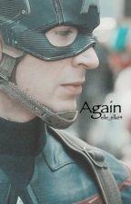 Again || Steve Rogers by elle_ella14