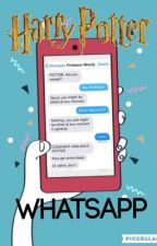 Harry Potter Whatsapp (Saga HP Social Media #1) ✔️ by ohmychristmas
