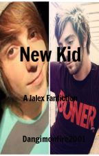 New Kid: A Jalex Fanfiction by ashleyrocks14