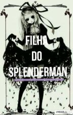Filha do Splenderman by luluzart