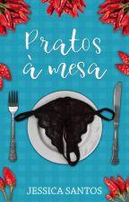 Pratos à mesa by JessT90