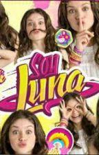 Sou Luna - Letra De Músicas by AdrianeHoran