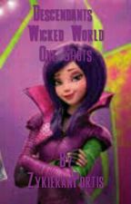 Descendants: Wicked World One Shots by ToastDude