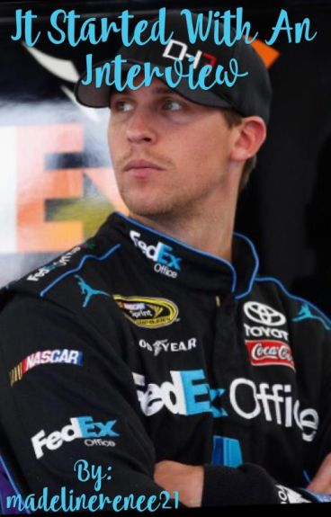 It Started with an Interview {Denny Hamlin}
