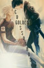 Golden Crossroads   Solangelo Tangled AU by OverObsessiveOtaku