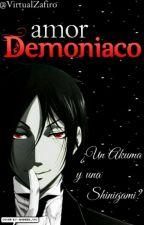 Amor Demoniaco ( Sebastian x Tu) by VirtualZafiro