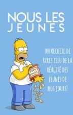 Nous Les Jeunes  by DarkLittleMooon