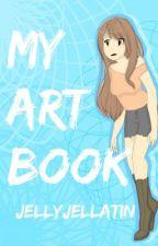 Jelly!Art Book by JelliJellatin
