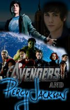 Percy Jackson and the Avengers by suga_verse