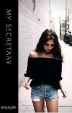 Hot Secretary by Drew_Bieber10
