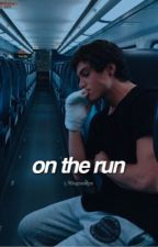 on the run ; grayson d  by -joannethescamma