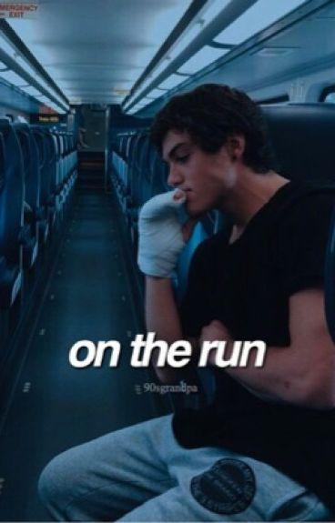 on the run ; grayson d