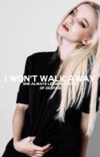 I Won't Walk Away - Matthew Daddario by demigod_10