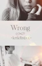 WRONG | BTS J.K by krtkftrdxx