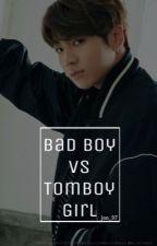 Bad Boy & Tomboy Girl [Jungkook BTS] by Joo_97