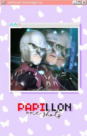 Papillon by TheLadyblog
