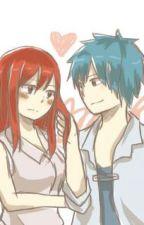 Jerza: Đỏ như dâu hoặc như máu. Em hãy chọn đi! by mikukawaii0511
