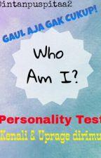Who Am I? by intanpuspita5