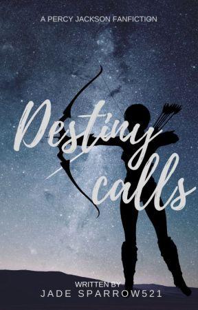 Destiny Calls (A Percy Jackson Fanfiction) - 40: The Sad