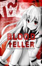 Blood Teller | OnS | Yu x OC by CoFFeeBeaN28