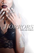 Horrors || Steve Rogers X Reader by stripes-and-sparkles