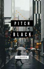 Pitch Black  by llunasra