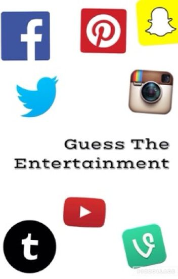 Guess The Entertainment
