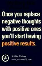 Positive Thinking :Way To Success by RonnieJoseph1998