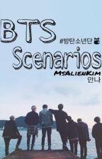 BTS Scenarios by MsAlienKim