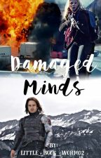Damaged Minds| Bucky Barnes by little_book_worm02