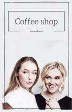 Coffee Shop •clexa• by Cimorelliwut