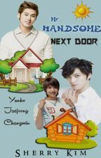Mr. Handsome Next Door. by suliskim