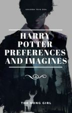 Harry Potter Preferences and Imagines (Golden Trio Era) by TheButterflyGirl1234