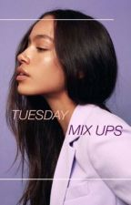 Tuesday Mix Ups (TH) by SherlockSyn