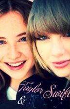 Taylor Swift & me by edehal
