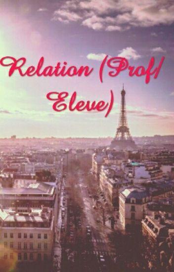 Relation (Professeur/Élève)