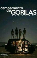 Campamento de Gorilas by Vickiris