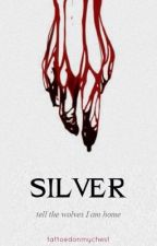 Silver by tattoedonmychest