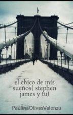 El Chico De Mis Sueños (Stephen James Y Tu)  by PaulinaOlivasValenzu