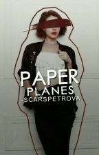 Paper Planes ⌲ Tom Hiddleston  by -ScarsPetrova
