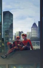 Cambia tus planes... porfi » Spideypool by ChicaSinAlas