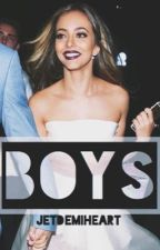 Boys  ❀Jerrie by jetdemiheart