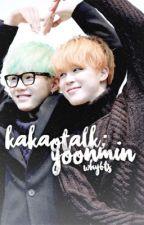 Kakao Talk ; Yoonmin [On Hold] by ultkpop